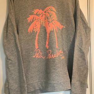 Palm Paradise Sweatshirt